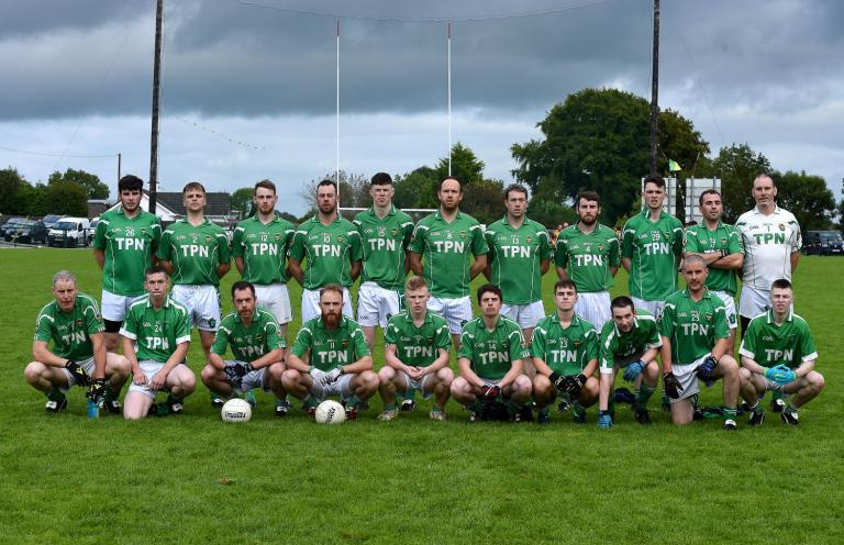 MOYLAGH THROUGH TO JUNIOR FOOTBALL CHAMPIONSHIP COUNTY FINAL